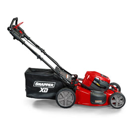 Snapper XD 21 in. 82-Volt Lithium Ion Cordless Self Propelled StepSense Walk Behind Mower, battery and Charger Not Included