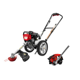 Southland 43 cc Wheeled String Trimmer Plus Edger Attachment Combo Kit