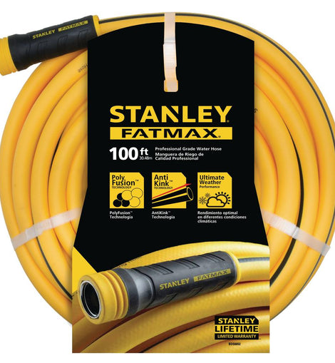 Stanley Fatmax 5/8 in. x 100 ft. Professional Grade Hose