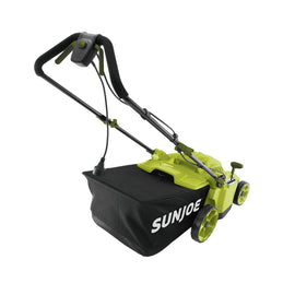 Sun Joe 16 in. 6.5 Amp Corded Electric Walk-Behind Reel Push Lawn Mower