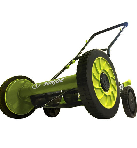 Sun Joe 16 in. Manual Walk-Behind Reel Lawn Mower