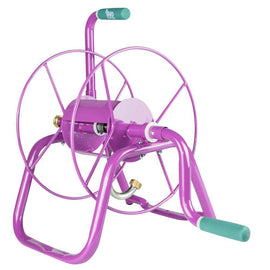 Yard Butler IHR-1 Hose Reel in Purple