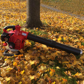 shindaiwa 172 MPH 456 CFM 25.4 cc Gas 2-Stroke Cycle Handheld Leaf Blower