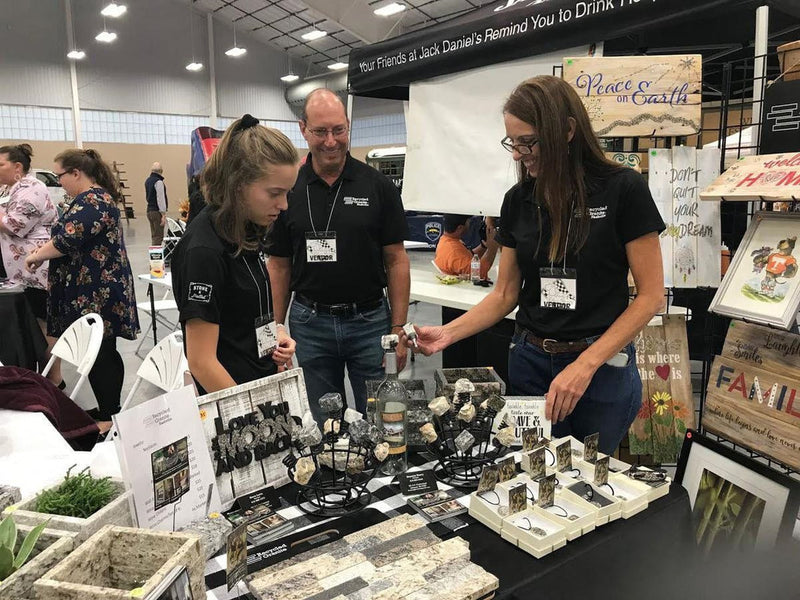 Recycled Granite Nashville makes the news at 2019 Taste of Wilson County