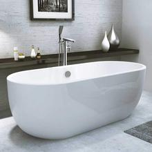 Double Ended Straight Fitted Baths