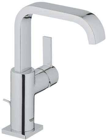 Grohe Allure 32146 000 Chrome Single Lever 1/2 inch Basin Mixer