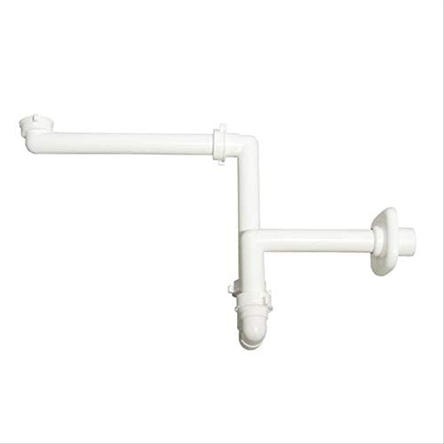 Ideal Standard E23033967 Space Saving Trap and Waste Pipe Assembly
