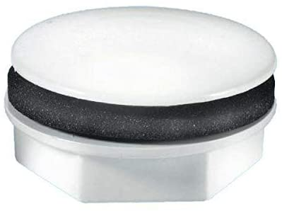 McAlpine 17mm White Tap Hole Stopper TAPSTOP-WH