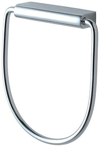 Ideal Standard Connect/Contour N1384AA Towel Ring Chrome H: 32 W: 169, Depth: 35 cm, CAN be Tilted