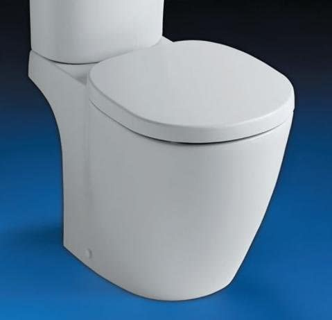 Ideal Standard Concept E787101 Close Coupled WC