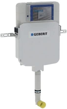 Geberit Sigma UP720 Concealed Built in Back To Wall WC Dual Flush Cistern 8cm 109.792.00.1