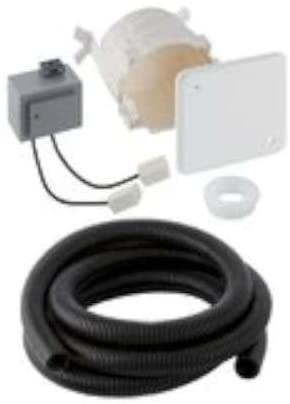Geberit Installation Kit with Power Supply Recessed, for Taps Electronic Geberit 241.631.00.1åÊSeries 8åÊx 18åÊx for Basins)