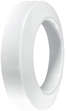 "McALPINE 4""/110mm Pipe/Plain End Rigid WC Connector Wall Flange WC17-110"