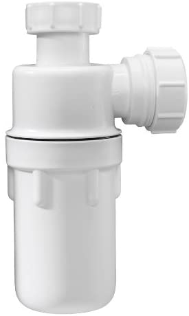 Ideal Standard S892067 Chrome 32 mm Ancillary Plastic Resealing Bottle
