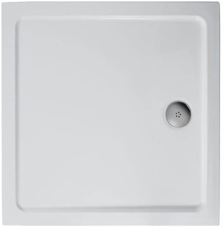 Ideal Standard L511401 White Simplicity Upstand Square Shower Tray 800