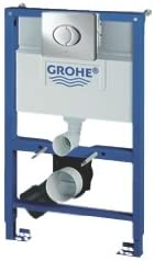 Grohe 38761 000 Rapid Single Lever 3 in 1 Set for WC