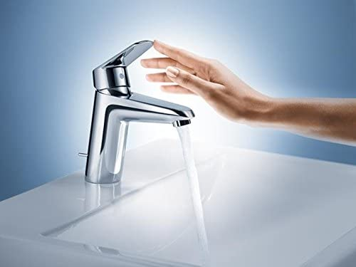 GROHE 32296000 | Zedra Kitchen Tap | Pull-Out Spray | Chrome