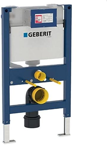 Geberit Kappa Duofix 820mm Wall Mounting WC Frame cw UP200 Cistern 111.260.00.1