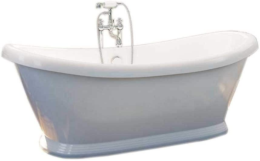 Synergy Boat 1770mm Traditional Double Ended Bath
