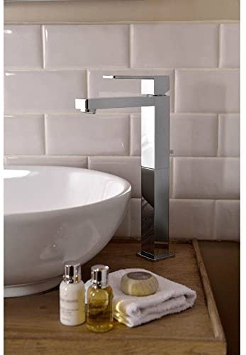 Abode FERVOUR Tall Basin Monobloc Mixer - AB1242