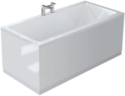 Synergy Berg 1800mm Modern Double Ended Bath