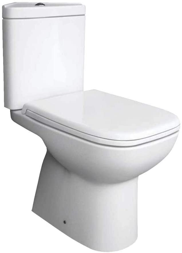 Arley Florence Full Access Corner WC Pack with Soft Close Seat 237162