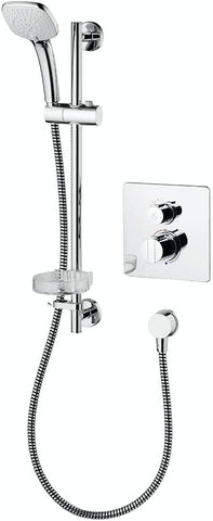Ideal Standard Easybox Slim Square Concealed Thermostatic Mixer Shower