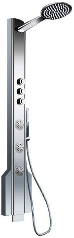 Synergy Pisa Thermostatic Wall Mounted Tower Shower