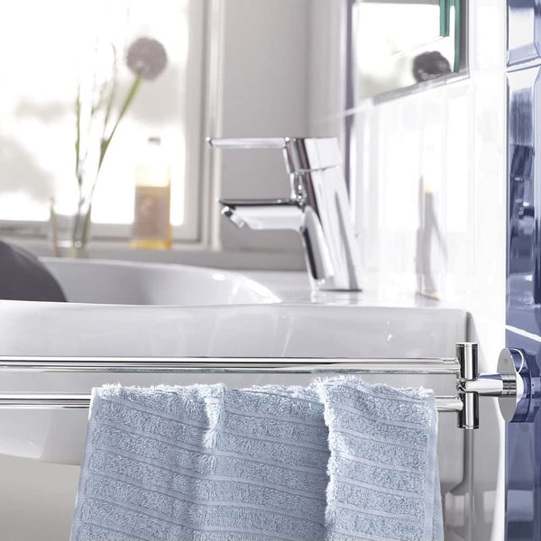 Grohe Essentials Double Towel Bar 40371001