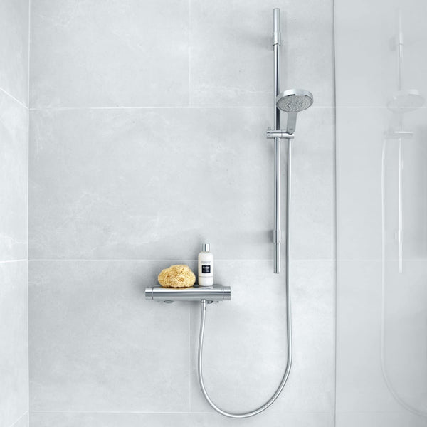 GROHE 34281001 | Grohtherm 2000 Thermostatic Shower Mixer Set