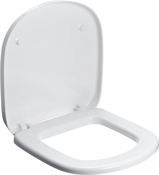 Ideal Standard t679801í«ÌÎ_Kheops Short White Toilet Seat