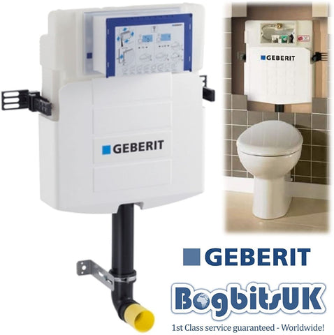 Geberit 109.309.00.5 Sigma UP320 Dual Flush Concealed Cistern White