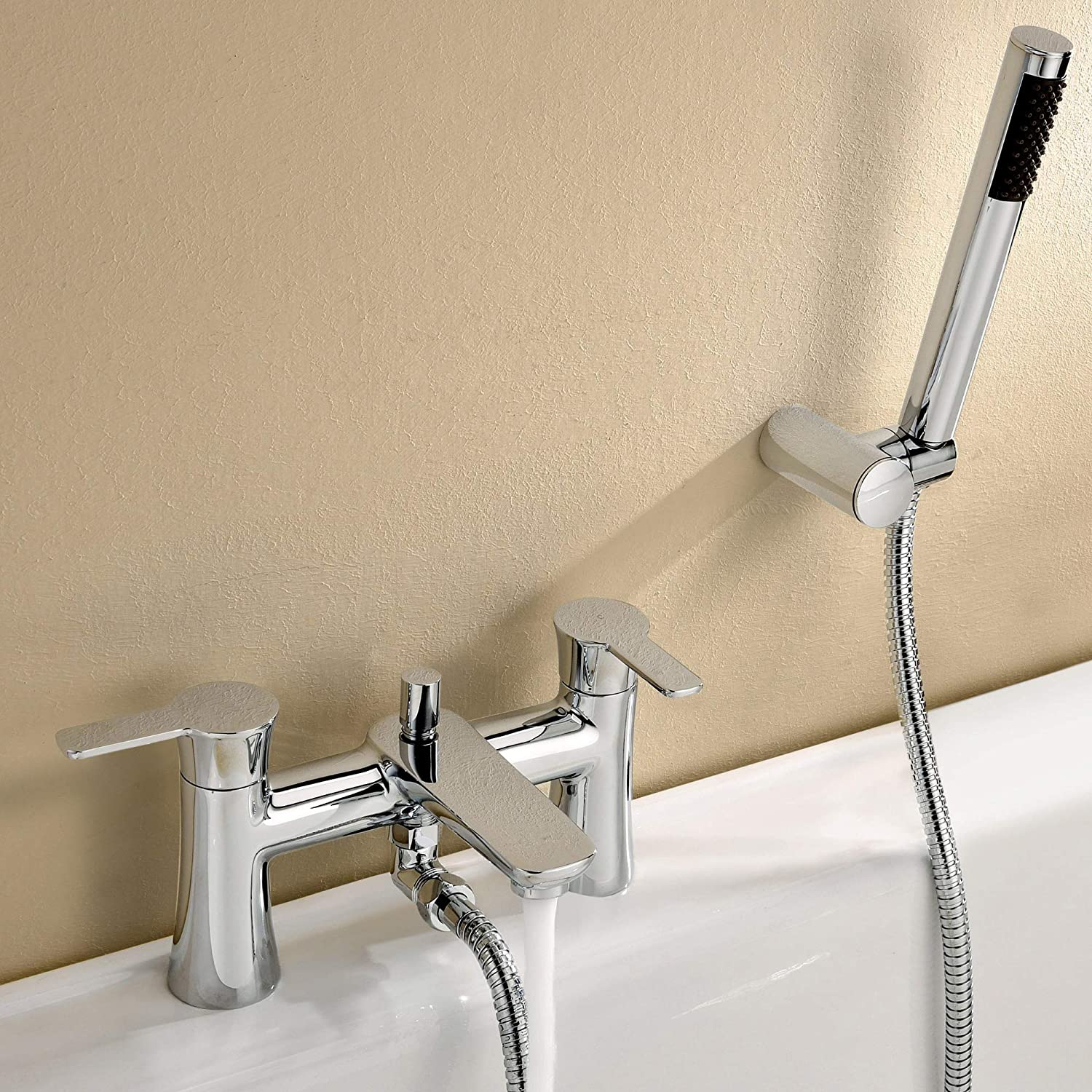 JTF Mega Discount Warehouse Contemporary Shower Mixer Tap Chrome