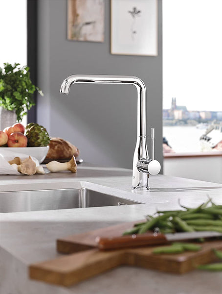 GROHE| Essence Single-Lever Kitchen Mixer