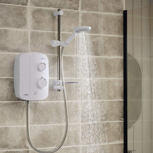 Triton Silent Running Thermostatic Power Shower