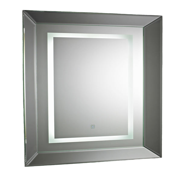 Tempo LED Mirror 550 x 550 (Product Code: LQ032)