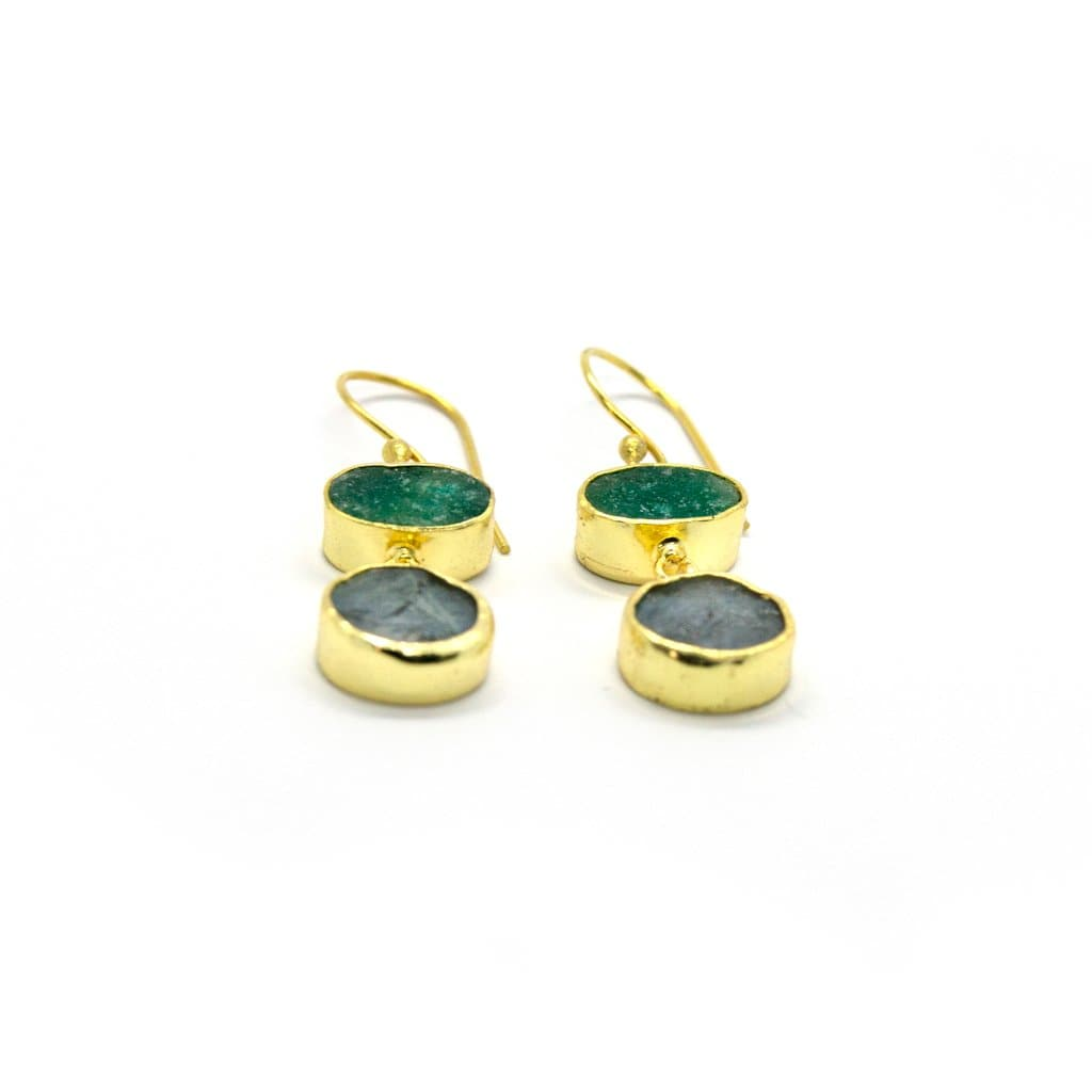 CAMILLE EARRINGS Rhapsodie Jewellery