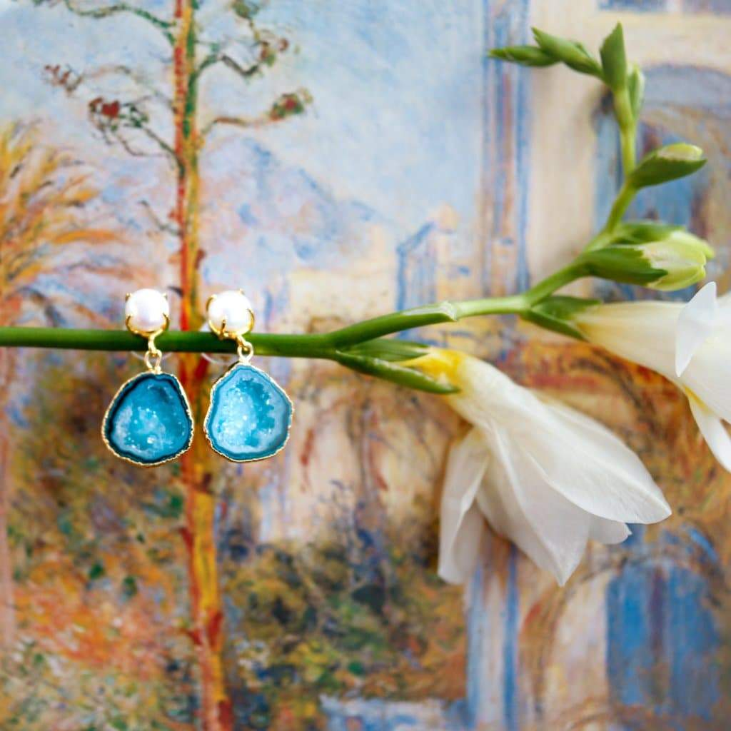 LES PEUPLIERS EARRINGS Rhapsodie Jewellery