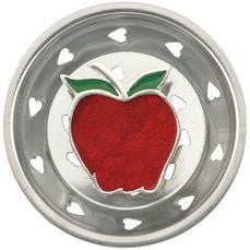 Billy Joe Red Apple Sink Strainer