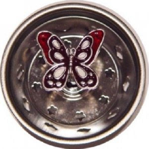 Billy Joe Butterfly Sink Strainer