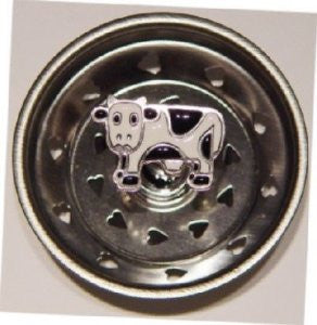Billy Joe Cow Sink Strainer