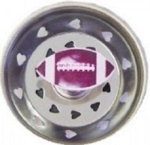 Billy Joe Football Sink Strainer