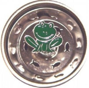 Billy Joe Frog Sink Strainer