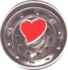 Billy Joe Heart Sink Strainer