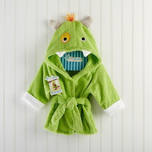 Baby Aspen Monster Robe