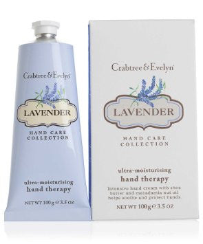 Crabtree & Evelyn Lavender hand Therapy 100g