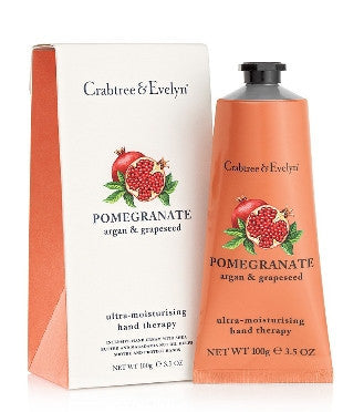 Crabtree & Evelyn Pomegranate Hand Therapy 100g