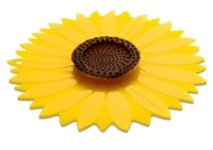 Charles Viancin Sunflower Silicone Lid