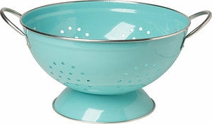 Now Designs Turquoise Colander