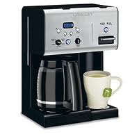 Cuisinart Coffeeplus W/Hot Water System